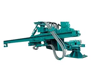 钎头生产厂家之分侧式全液压开铁口机